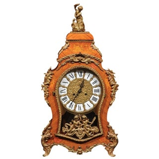 1860s French Mantle or Table Clock For Sale