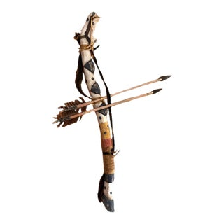 Decorative Plains Horse Dance Stick