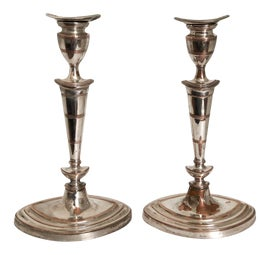 Image of English Traditional Candle Holders