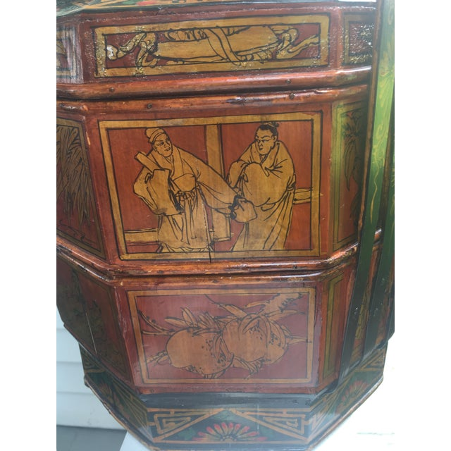Chinese Wedding Basket For Sale - Image 10 of 12