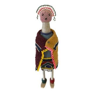 Ndebele Marriage Doll