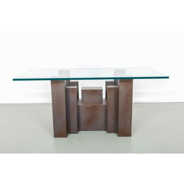 Metal Andrew Martin, Columbus Coffee Table For Sale - Image 7 of 11