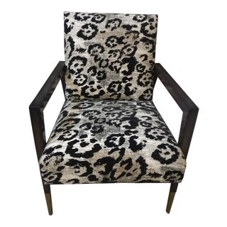 Marge Carson Passport Accent Chair For Sale