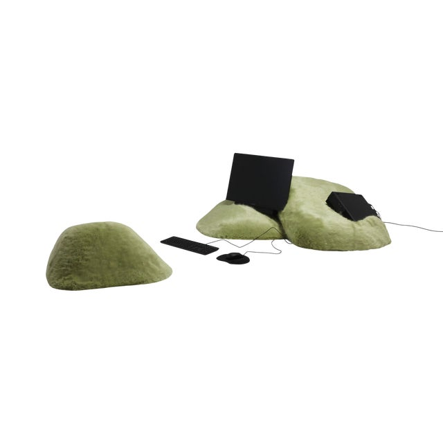 Pillow Computer by Schimmel & Schweikle for alfa.brusselse For Sale