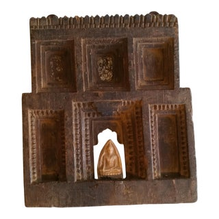19th Century Rajasthani Shrine For Sale