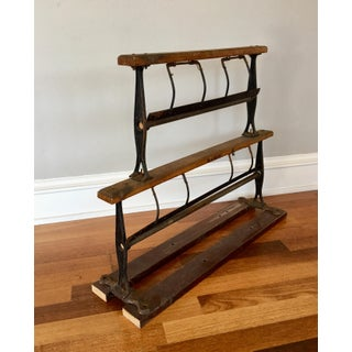 Antique Paper Roll Holder Preview