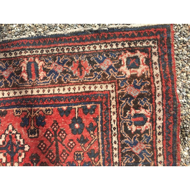 "Gorgeous Persian Vintage Wool Rug - 51"" x 73"" - Image 3 of 5"