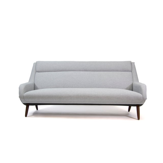 This is a very rare model sofa designed by Bengt Ruda for Esa Møbler, circa 1958. I found this one in Denmark. It has been...