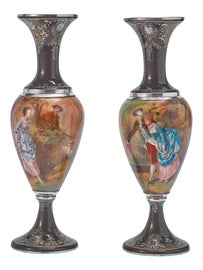 Image of Tiffany and Co. Vases