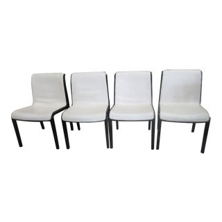 Bill Stephens Bentwood Knoll Chairs - Set of 4
