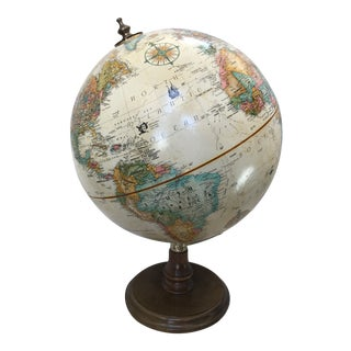 Vintage Replogle World Classics Series Globe For Sale