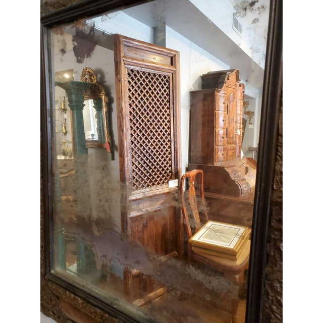 Gothic 17th Century Cushion Moulded Dutch Mirror For Sale - Image 3 of 9