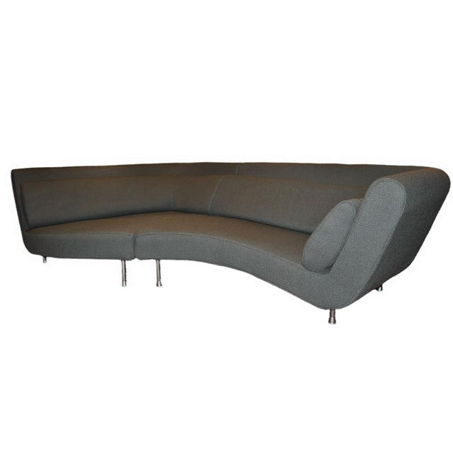 1990s French Ligne Roset Ying-Yang Sofa Sectional For Sale - Image 13 of 13