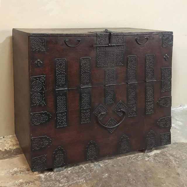 19th Century Chinese Cabinet ~ Trunk For Sale - Image 13 of 13