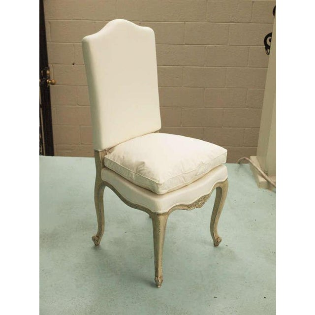 Set of Six 19th Century Louis XV Dining Chairs For Sale - Image 9 of 9