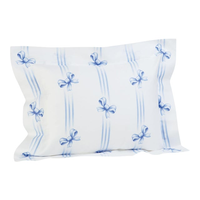 Tiffani Sham Blue in Standard For Sale