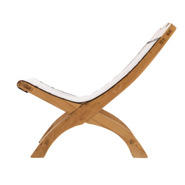 Clara Porset Butaque Lounge Chair For Sale