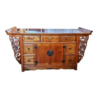 1900 Seven Drawer Coffer Cabinet For Sale