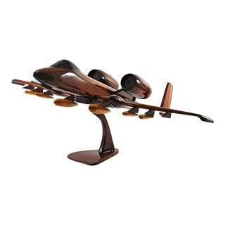 A-10 Warthog Tomahawk II Airplane Wood Replica Model For Sale