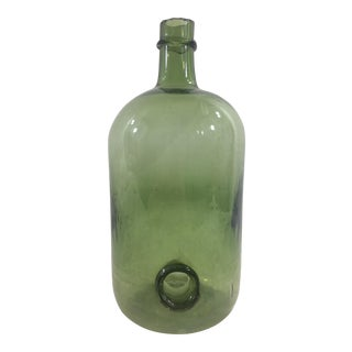 French Demijohn With Spout