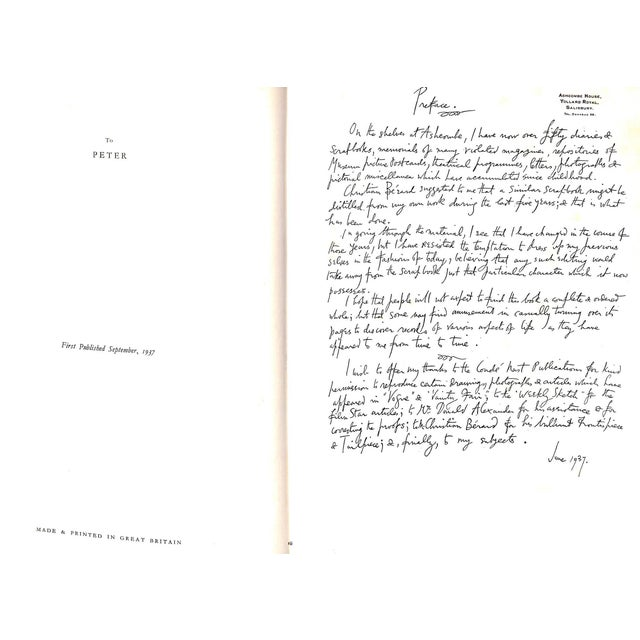 Paper Cecil Beaton's Scrapbook For Sale - Image 7 of 10