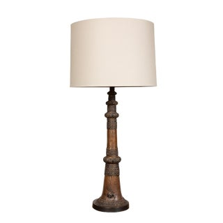 Tibetan Horn Table Lamp For Sale
