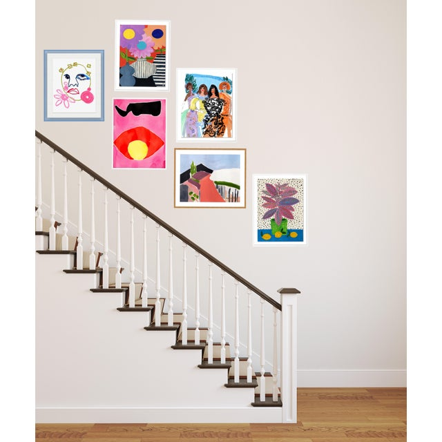 Bleecker Gallery Wall, Set of 6 For Sale - Image 4 of 11