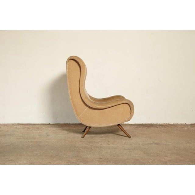 Mid-Century Modern Marco Zanuso Senior Chair, Arflex, Italy, 1960s For Sale - Image 3 of 10