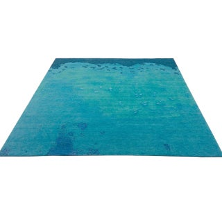 Christopher Fareed Port Highland Hand-Knotted Tibetan Rug - 10' X 10' For Sale