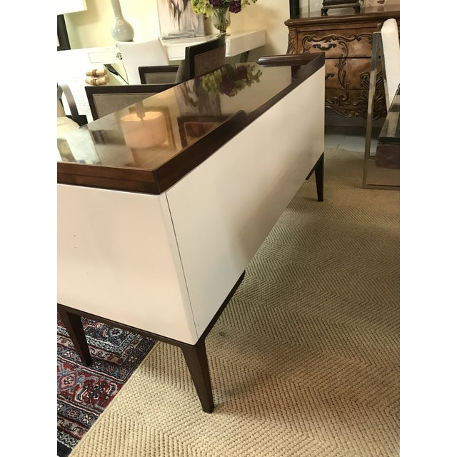 Baker Furniture Company Bill Sofield Baker Crawford Vanity For Sale - Image 4 of 11