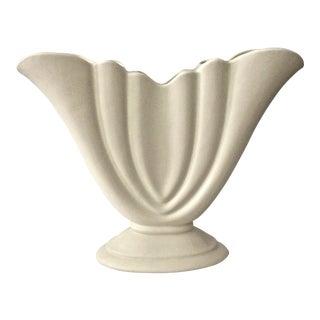 Large Mid-Century Art Deco Haeger Vase