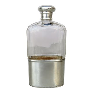 John Pound & Co. Travel Flask For Sale