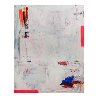 "Tommaso Fattovich ""Bones"", Painting For Sale"