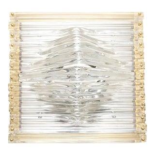 Venini Ceiling Light For Sale