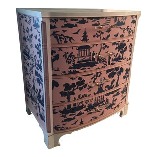 Drexel Chinoiserie Chest of Drawers