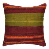 """Image of Rug & Relic Kilim Pillow   18"""" For Sale"""