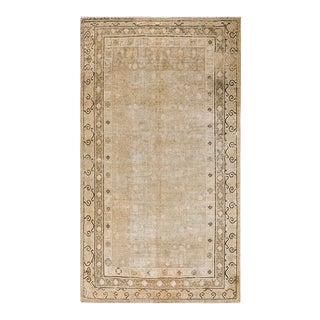 """Antique Chinese Khotan Rug 6'6"""" X 11'10"""" For Sale"""