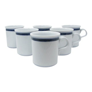Vintage Dansk New Scandia Mugs - Set of 6 For Sale