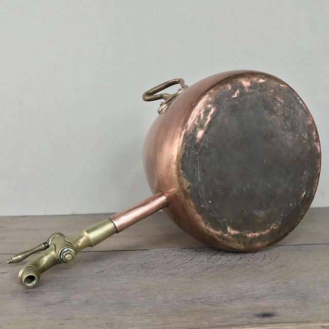 19th Century Copper & Bronze Beverage Server For Sale In Dallas - Image 6 of 12