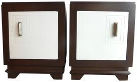 Image of Art Deco Nightstands