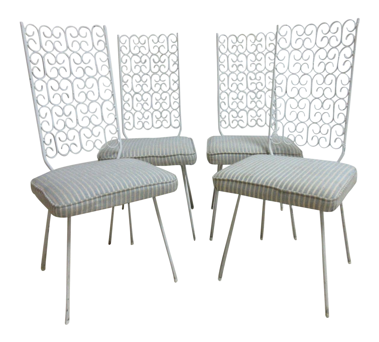Outdoor Dining Chairs Set Of 4