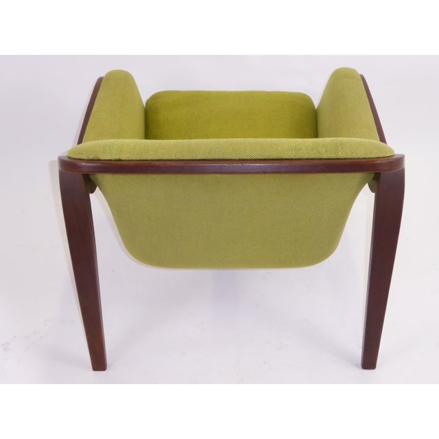 Contemporary 1970s Vintage Bill Stephens For Knoll International Club Lounge Chair For Sale - Image 3 of 12