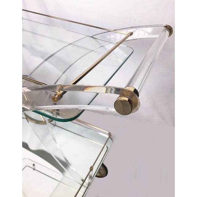 Maison Jansen Bar Cart - Image 2 of 5