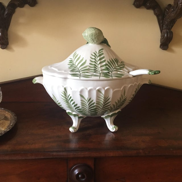 Chelsea House Large Soup Tureen For Sale - Image 10 of 10