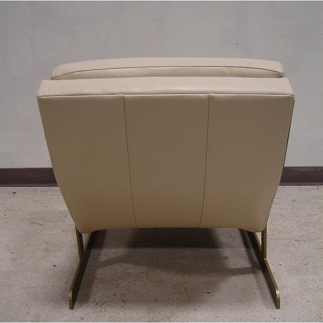 Bernhardt Mid-Century Modern Regency Accent Chair - Image 4 of 5