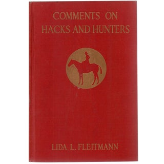 Comments on Hacks and Hunters For Sale