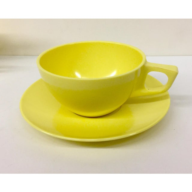 Sun Valley Mel Mac Service for 3 Tableware - 12 Pc. For Sale - Image 4 of 11