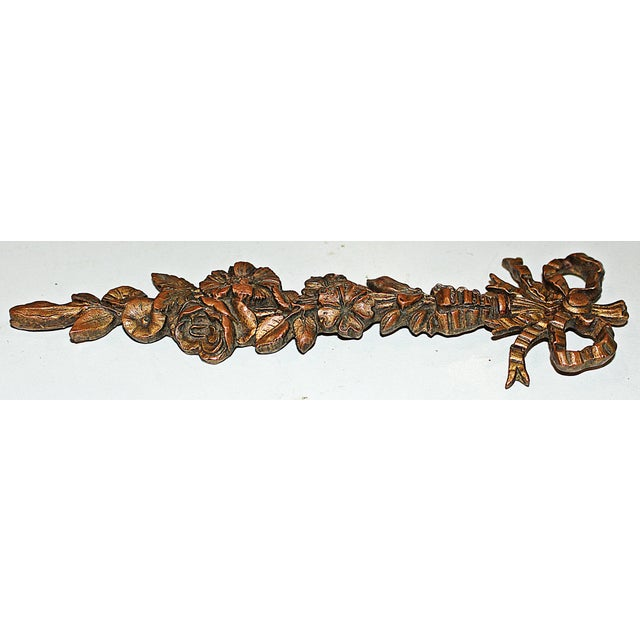 French Doré Bronze Mount For Sale - Image 4 of 6