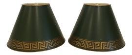 Image of Green Lamp Shades