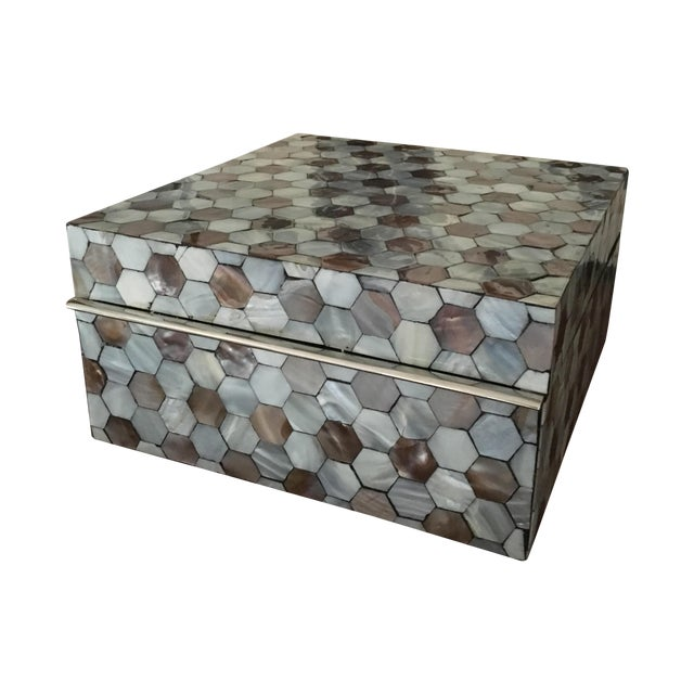 Mother of Pearl Box - Image 1 of 6